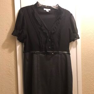 Black Dress Barn Dress